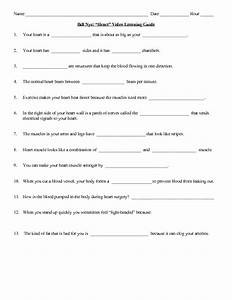 Bill Nye Human Body Lesson Plans  U0026 Worksheets Reviewed By