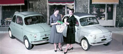 Who Makes Fiat by The Fiat 500 Makes Its Appearance In 1957 Italianmedia
