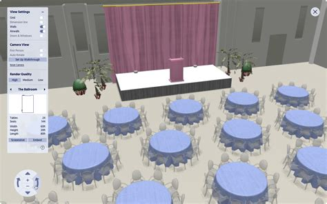 ways  diagrams  hotels sell  event space