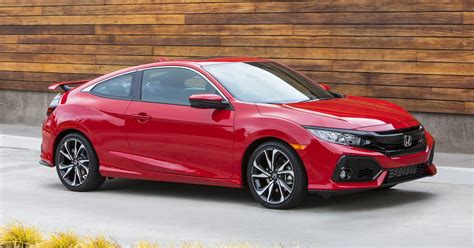 Civic Si Coupe by Auto Review 2017 Honda Civic Si Coupe Is Enthusiast Oriented