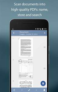 turboscan scan documents and receipts in pdf android With scan and store documents