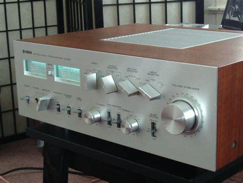 yamaha amplifier 1010 audio fi ojacevalec 120w mint audiophile class hi 2000 m80 m60 prejšnja preamplifier transistors fet signal