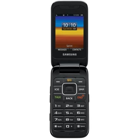 call sprint from phone samsung sph m400 bluetooth flip phone sprint