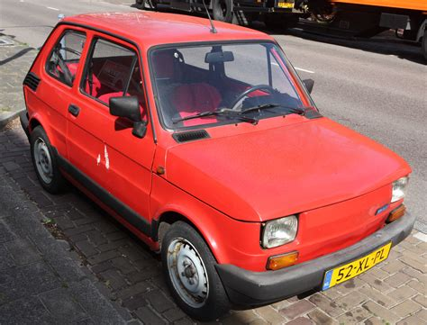 Who Made Fiat file fiat 126 bis made by fsm jpg wikimedia commons