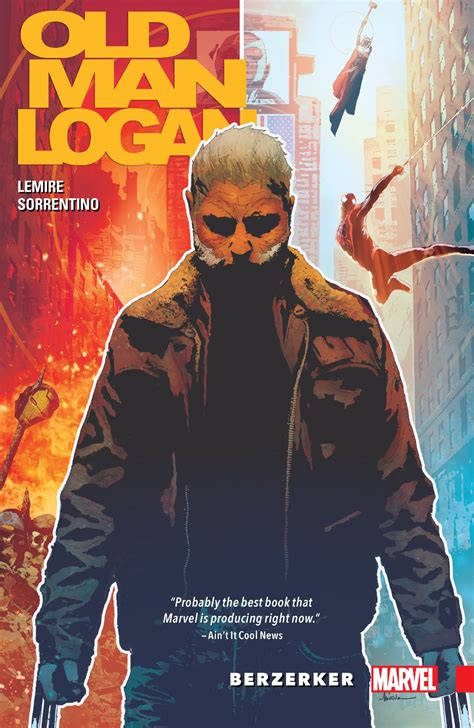 Old Man Logan Comic Book Reading Guide Ign