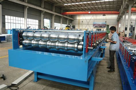 Roof And Wall Panel Forming Machine Made In China