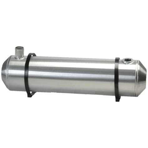 8x33 spun aluminum gas tank 7 gallons with remote fill and sending unit flange ebay