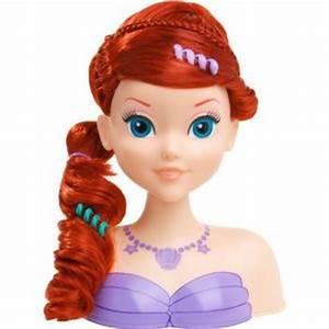 Tete A Coiffer Afro : t te coiffer ariel disney princess comparer avec ~ Melissatoandfro.com Idées de Décoration