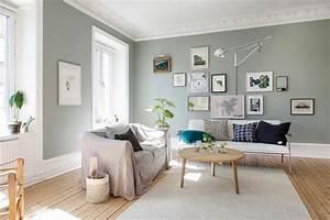 Salon Vert De Gris : peinture vert de gris une couleur tendance pour sublimer ~ Melissatoandfro.com Idées de Décoration