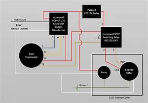 Collections Of Heat Pump Wiring Nest
