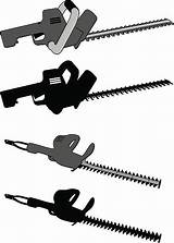 Hedge Trimmer Clippers Clipart Illustrations Vector Trimmers Clip Landscaping Tool Graphic Garden Royalty Box Silhouettes Snap Changes Tight Spring Check sketch template