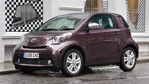 Toyota iQ Review Top Gear