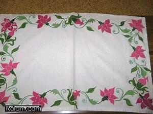 Rangoli Fabric painting design Regular www iKolam com