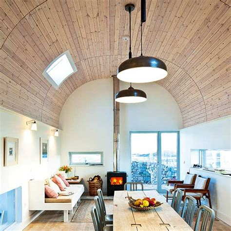 modern industrial lighting 15 design ideas for vaulted ceilings homebuilding