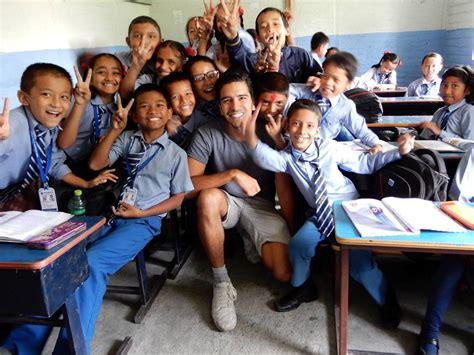 teach  assist  schools  nepal volunteer society nepal