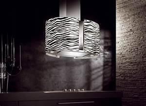 Hotte Aspirante Lustre : le d fil hottes couture de falmec inspiration cuisine ~ Premium-room.com Idées de Décoration