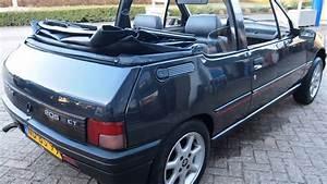 Peugeot 205 Cabriolet : peugeot 205 1 4 ct cabriolet cabrio wegenbelastingvrij inruil mogelijk youtube ~ Medecine-chirurgie-esthetiques.com Avis de Voitures