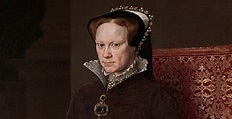Mary I Of England Biography - Childhood, Life Achievements ...