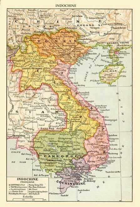 World Coins Chat French Cochinchina, Indochina & Tonkin