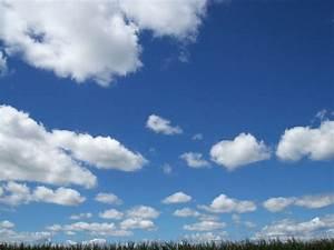 Blue, Skies, Free, Stock, Photo