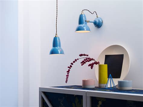 buy the anglepoise original 1227 brass wall light at nest