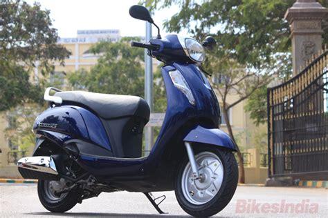 Suzuki Access Review by New 2016 Suzuki Access 125 Test Ride Review 187 Bikesmedia In