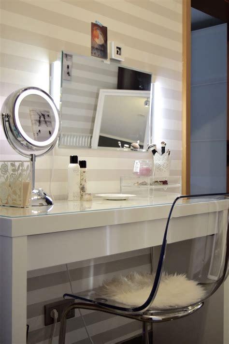 schminktisch mit licht mesa de maquiagem 60 ideias para decorar e organizar