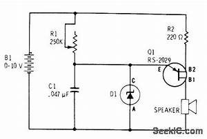 index 6 alarm control control circuit circuit With low voltage alarm