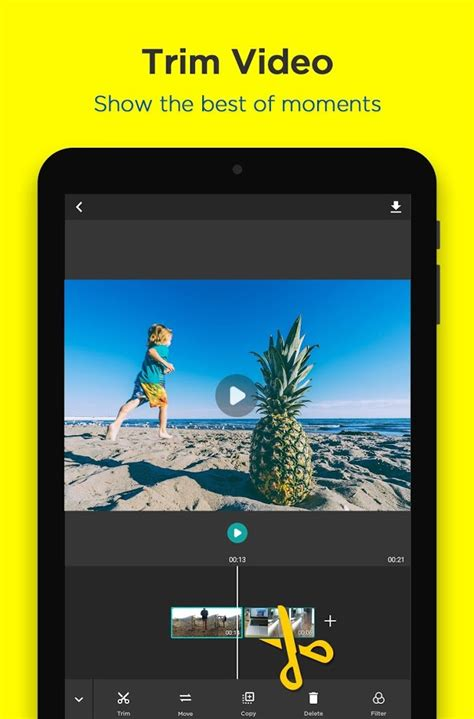 Video Editor For Youtube, Music  My Movie Maker Android