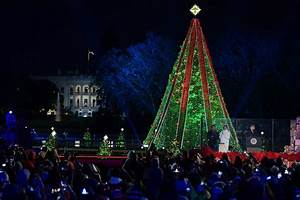 PHOTOS: National Christmas Tree lighting 2018 | WTOP