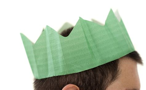how to make christmas cracker hats free stock photo 4702 green hat freeimageslive