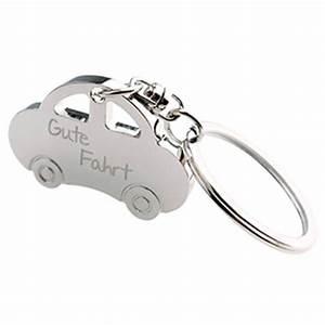 Schlüsselanhänger Für Auto : schl sselanh nger auto gute fahrt schl sselanh nger begleiter geschenke gebhard ~ Blog.minnesotawildstore.com Haus und Dekorationen