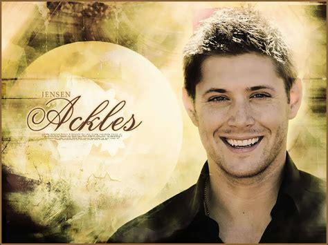 Jensen Ackles Supernatural The Male Celebrity