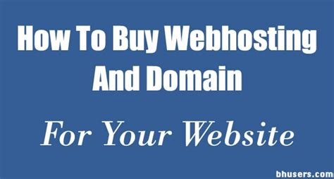 Before deciding to buy a host, you need to understand the concept of the following 3 types of hosting How To Buy Webhosting From Bluehost for your Website