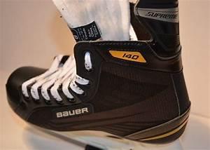 Bauer Senior Supreme 140 Skates Review | GetHockeyAdvice.com