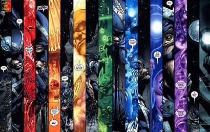 Dc Comics Lantern Violet Wallpapers Lanterns Reading