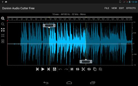doninn audio cutter free for android
