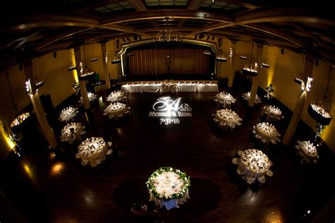gobo monogram projection personalize  wedding  special event