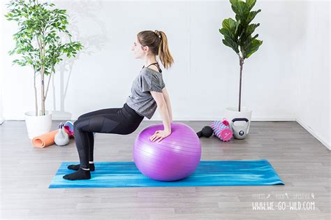 übungen mit pezziball die 13 besten 220 bungen mit gymnastikball f 252 r zu hause