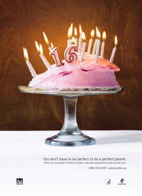 stearns foster foster care awareness quot cake quot print ad by kbs p york