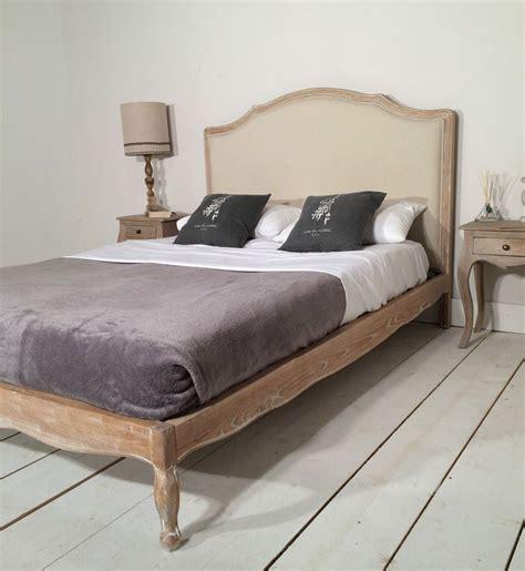 french bed weathered oak bed limed oak bed standard