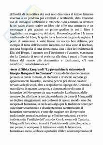 Appunti Di Letteratura Italiana Moderna E Contemporanea