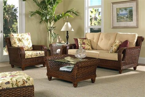 Rattan Furniture For Sunroom