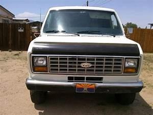 1989 Ford Econoline E350 Diesel Van - 00