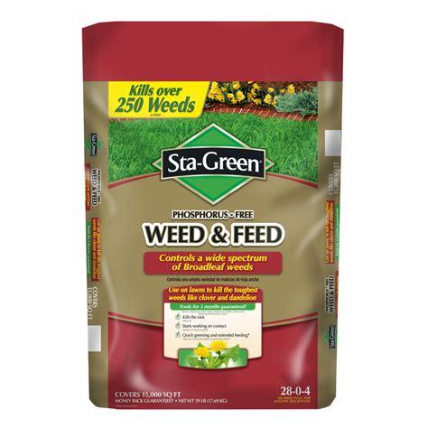 Expert Gardener Weed And Feed Scotts Turf Builder 1453 Lb