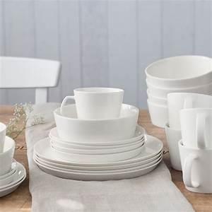 Geschirr Set Weiß : geschirr set svea inkl 2 serviertellern springlane kitchen ~ Buech-reservation.com Haus und Dekorationen