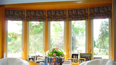 bow window blinds fitting  home ideas youtube