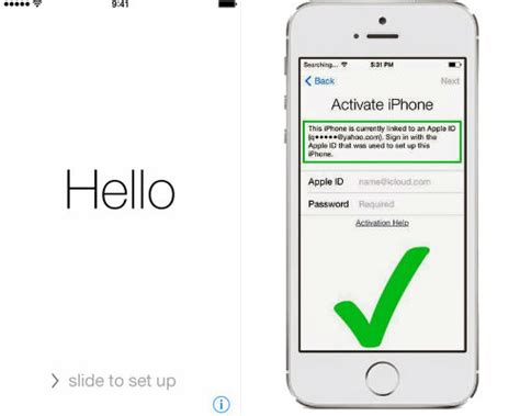 reset ios  activation lock iphone  icloud apple id
