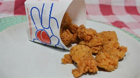 Every fast food chicken nugget, worst to best