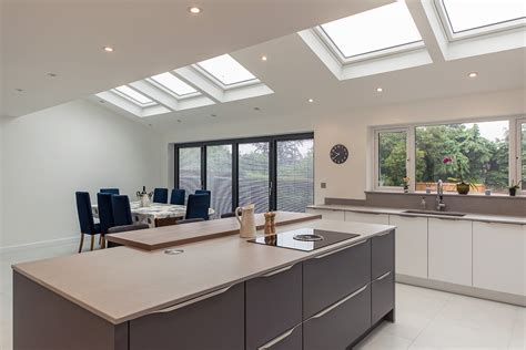Offene Kuche by Mr W Open Plan Kitchen Living Area And Utility
